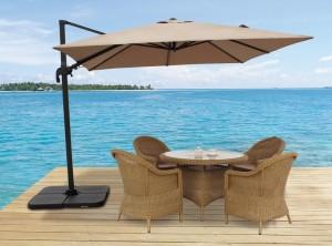 Лучшие зонты для летних площадок